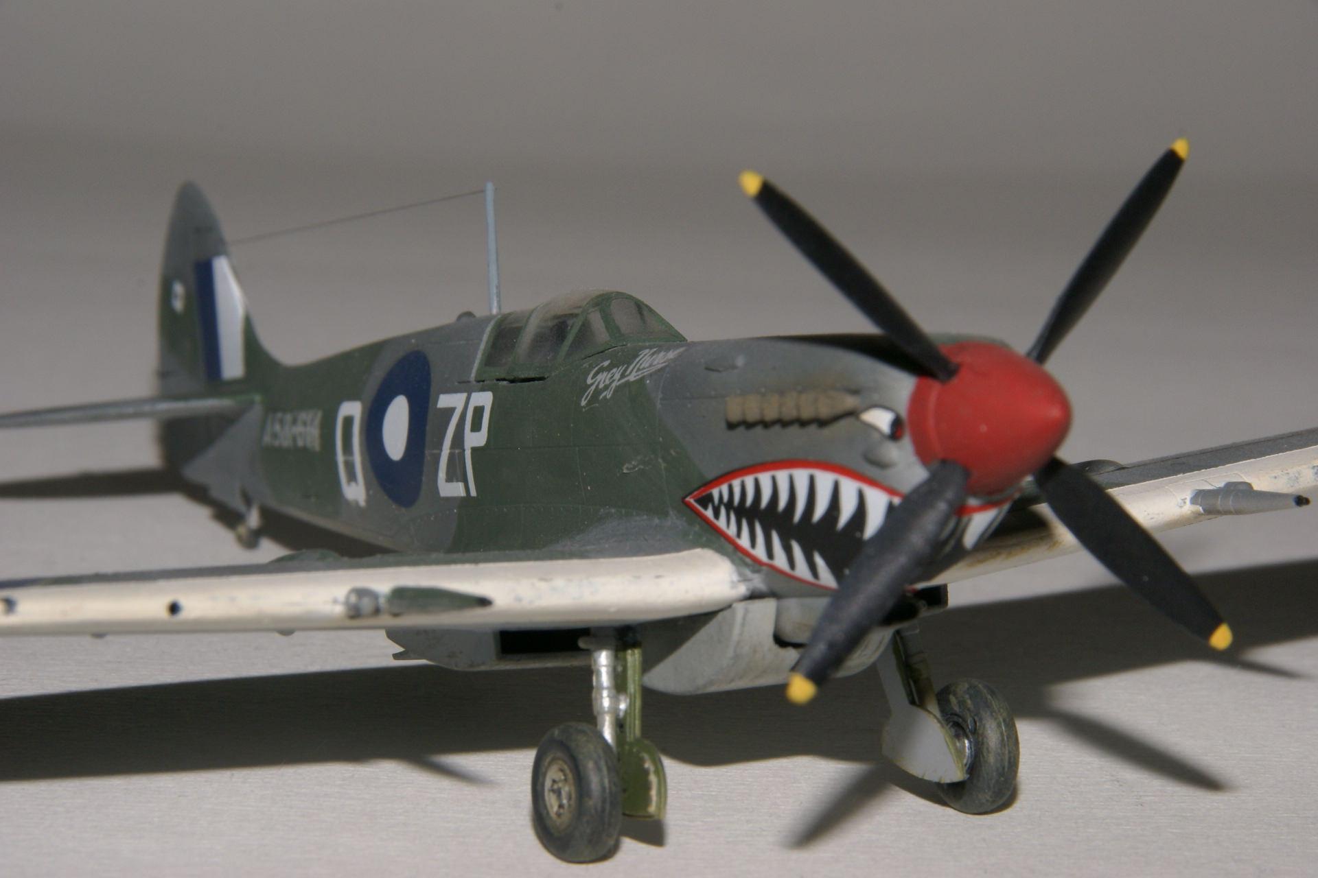 Supermarine spitfire viii 7