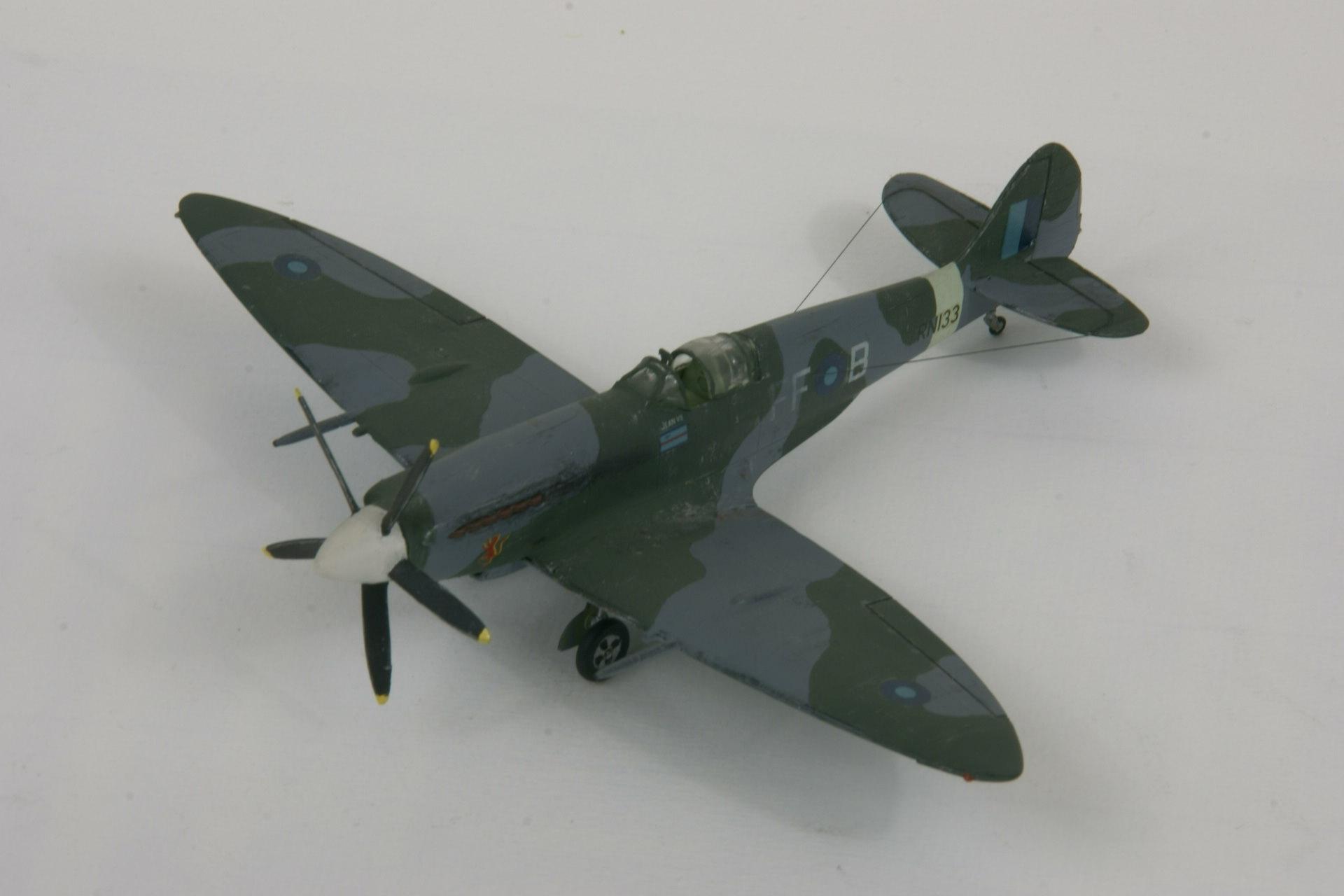 Supermarine spitfire xive 2