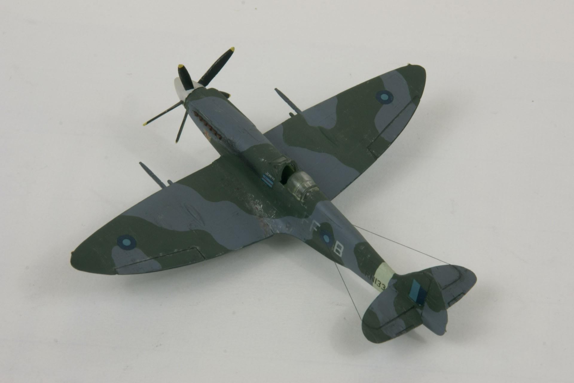 Supermarine spitfire xive 3