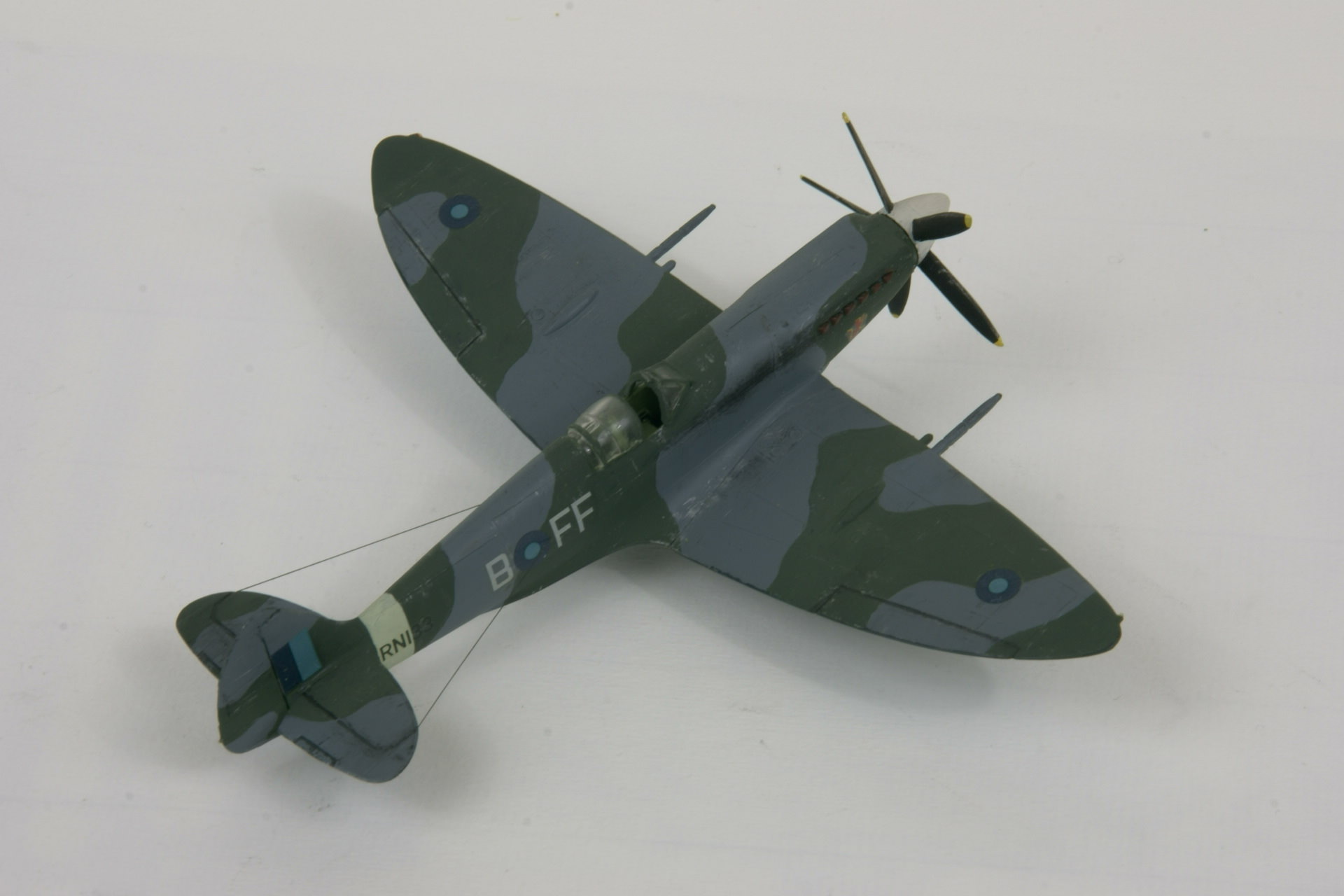 Supermarine spitfire xive 4