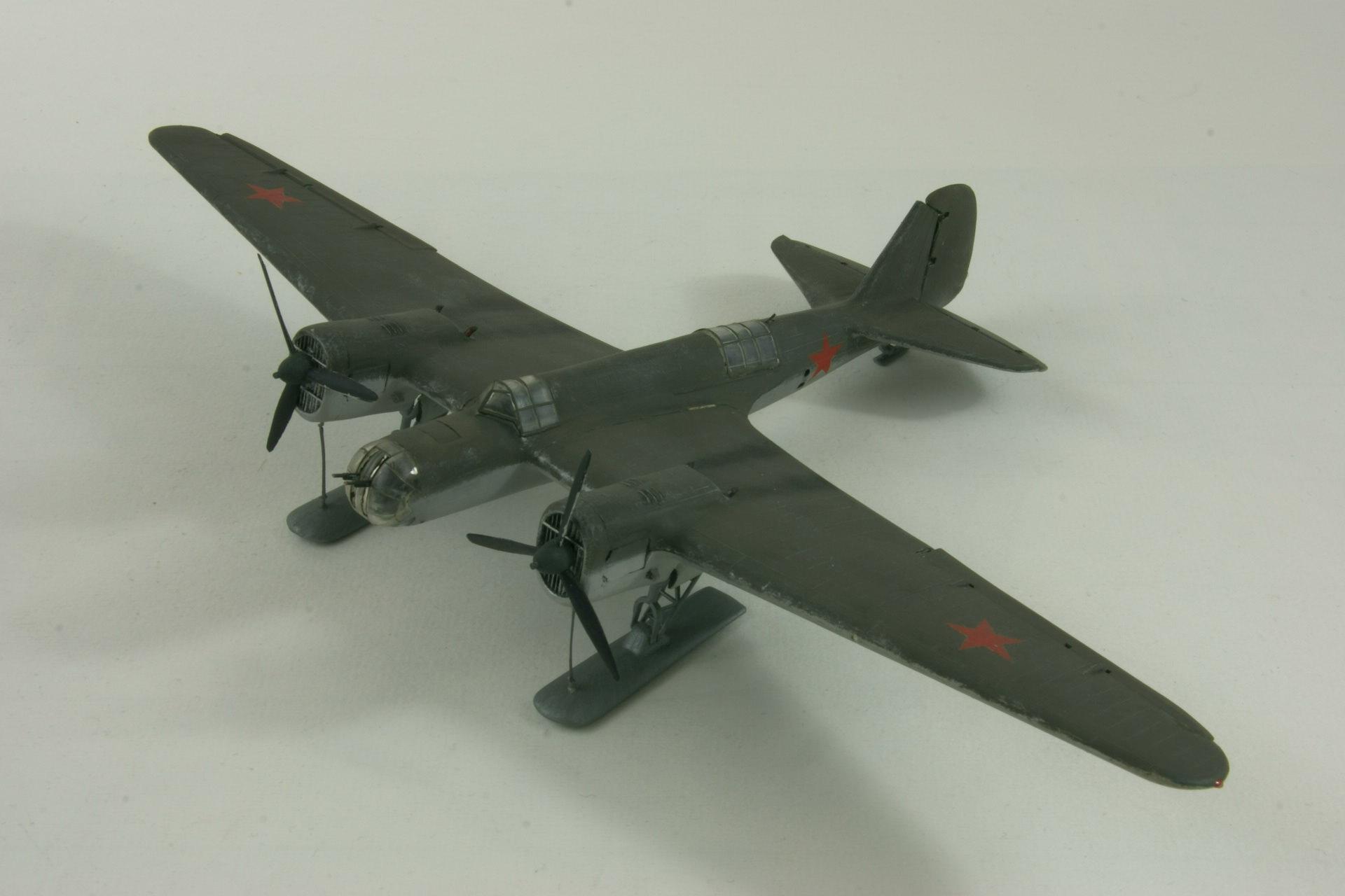 Tupolev sb 2m 100a 2