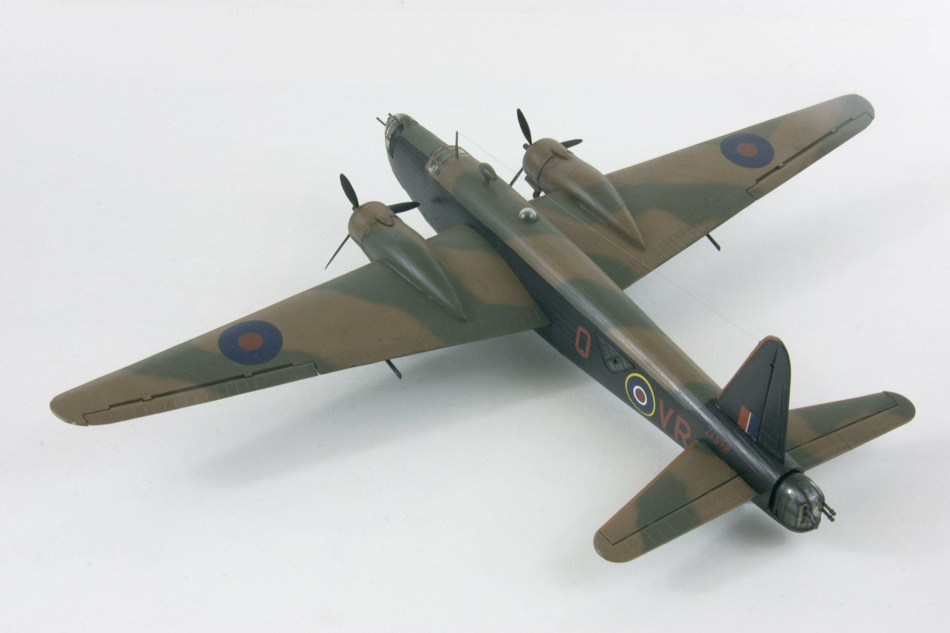 Vickers wellington biii 2 1