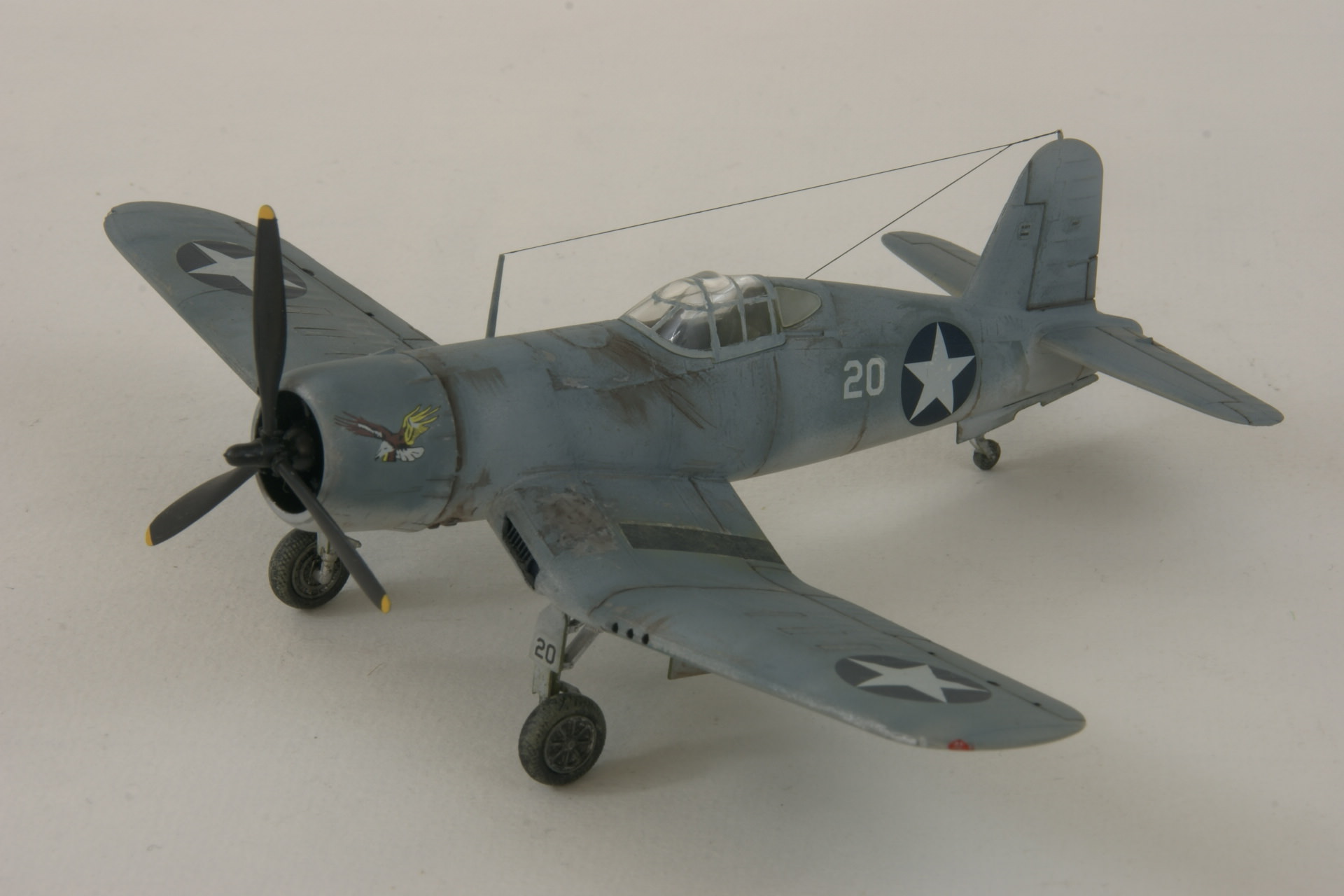 Vought f4u 1 corsair 1 1