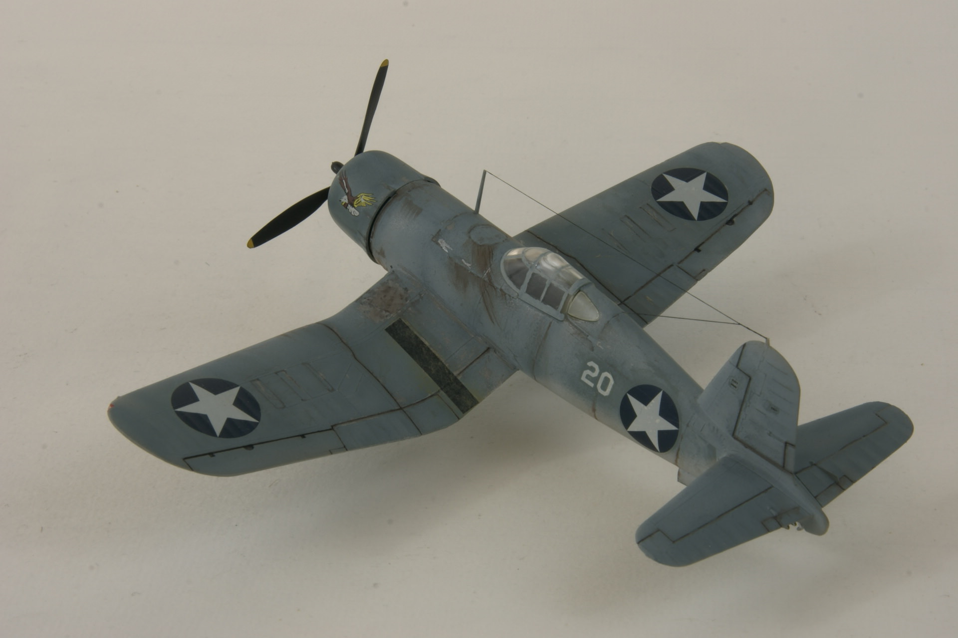 Vought f4u 1 corsair 2 1