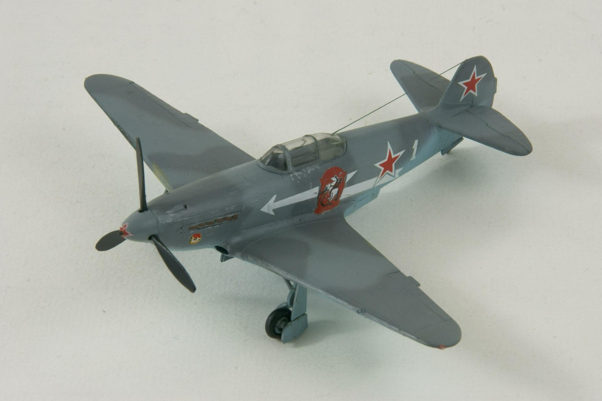 Yakovlev yak 3 1 1
