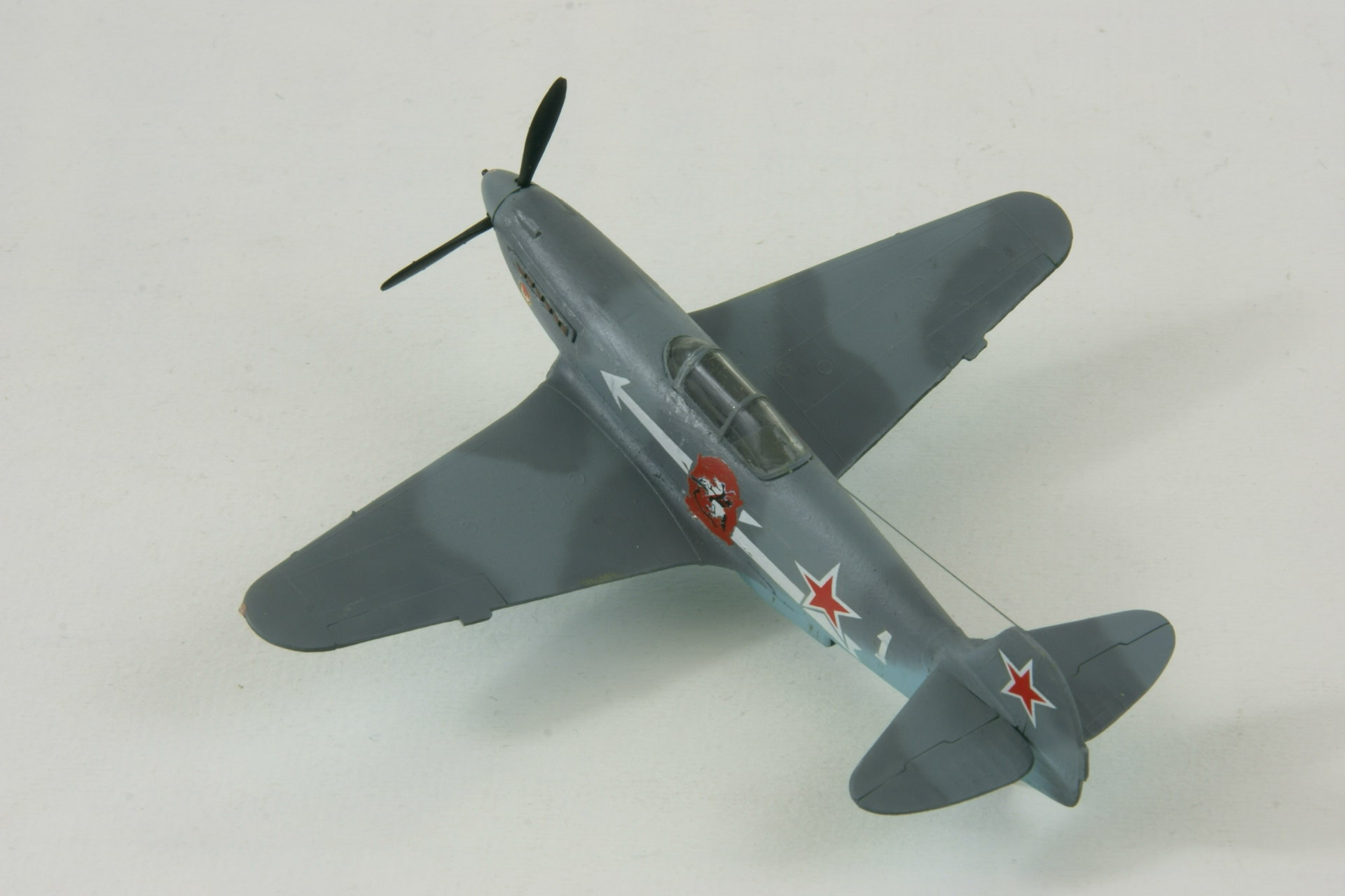 Yakovlev yak 3 2 1