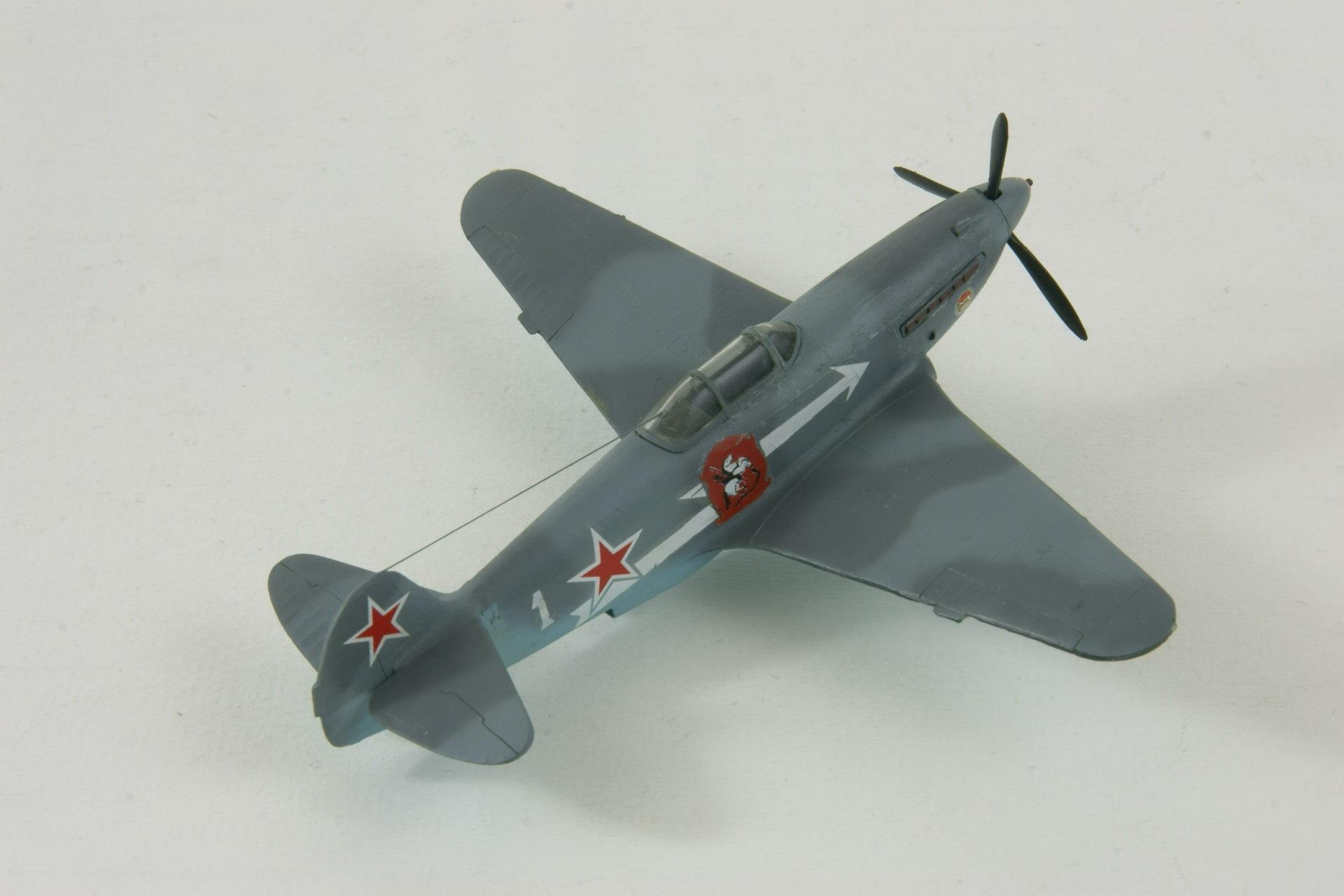 Yakovlev yak 3 3 1
