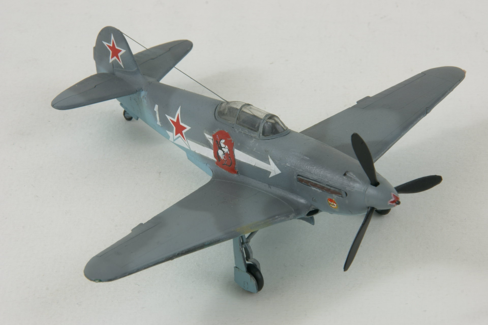 Yakovlev yak 3 4 1
