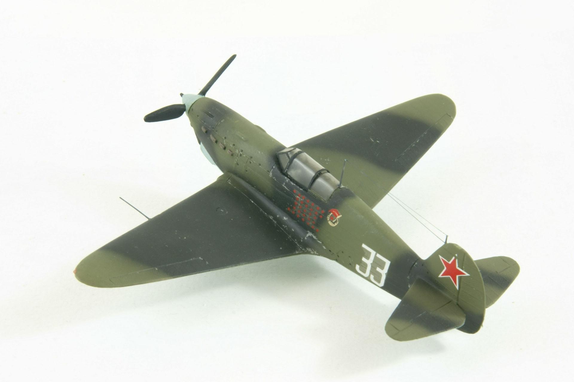 Yakovlev yak 7b 4 2