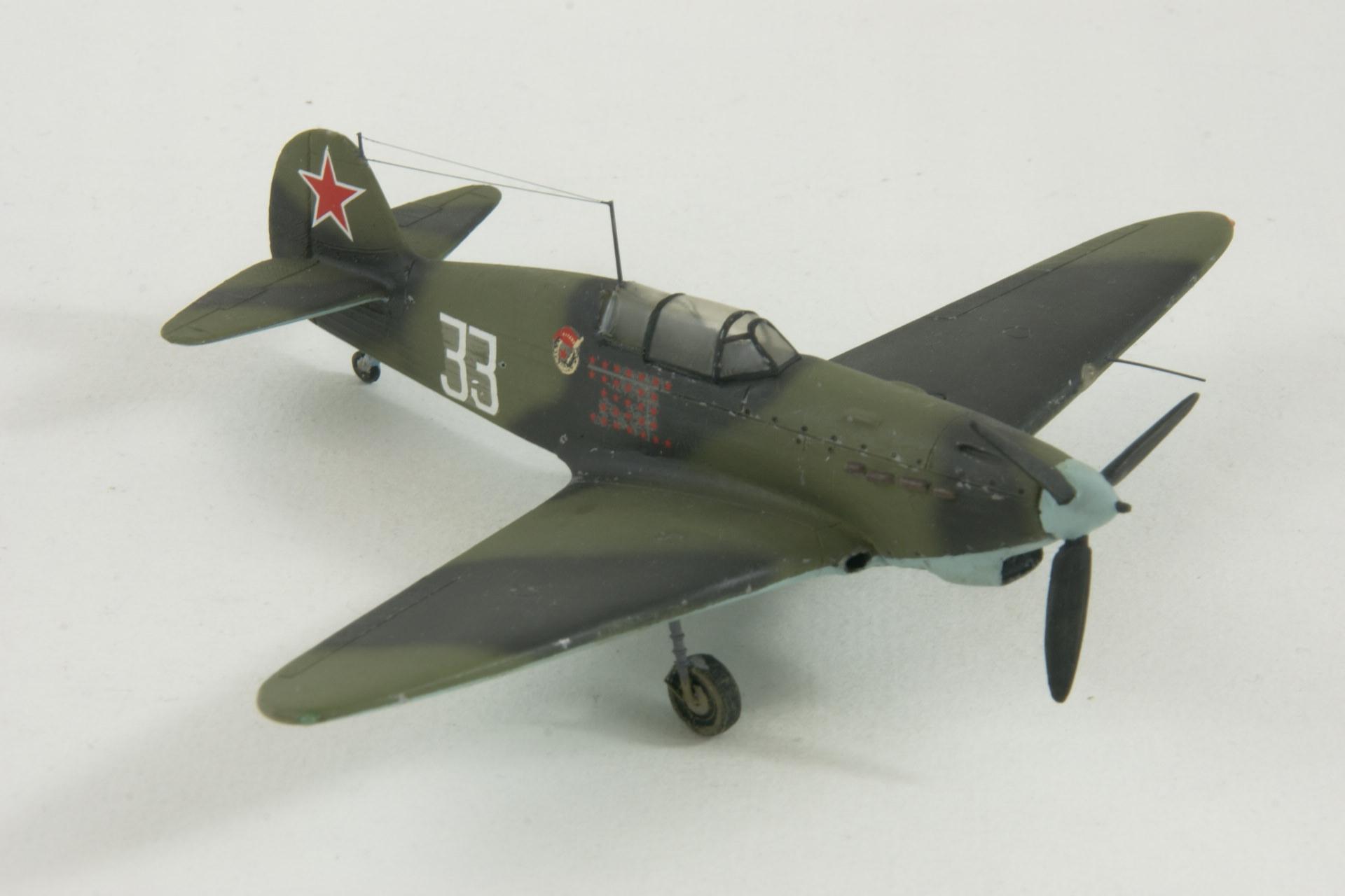 Yakovlev yak 7b 6