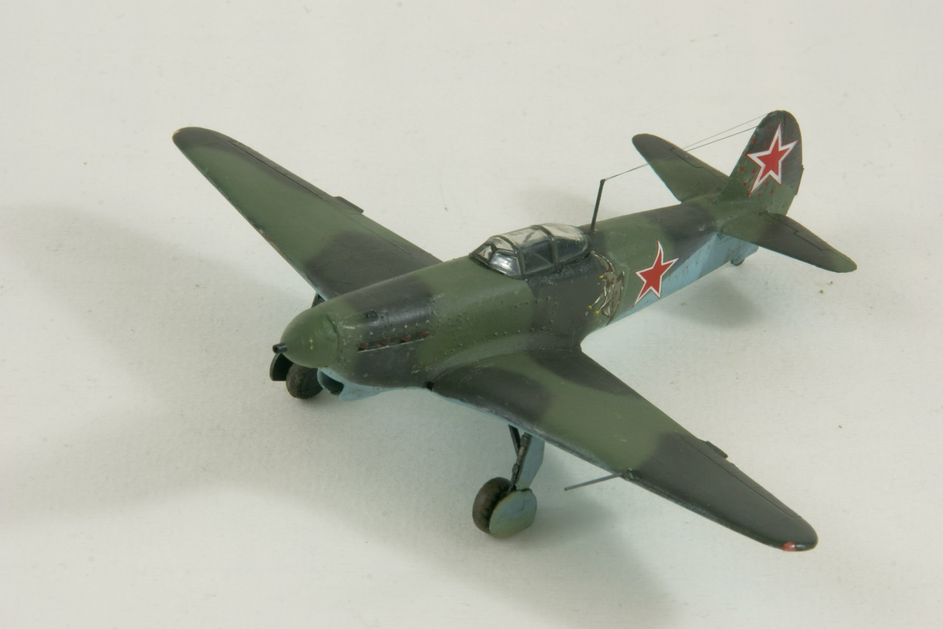 Yakovlev yak 9d 1 2