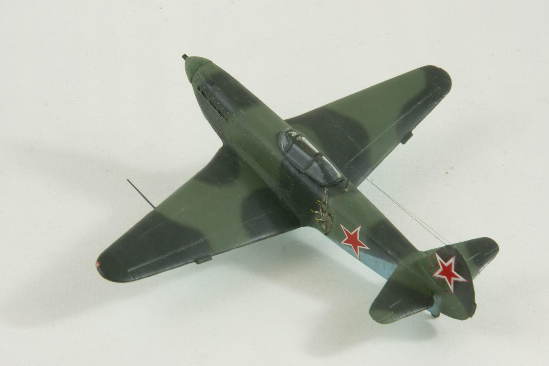 Yakovlev yak 9d 2 2