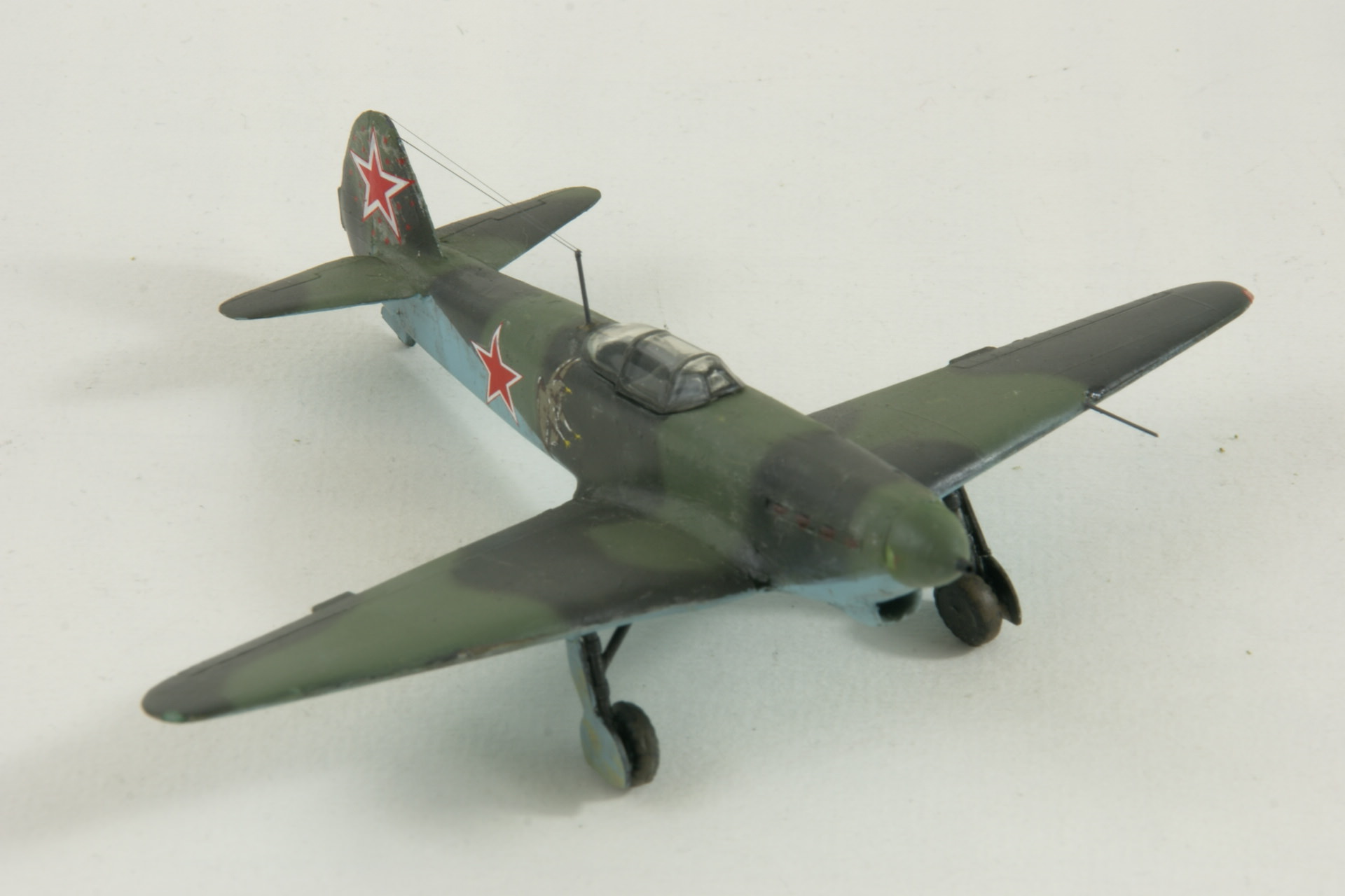 Yakovlev yak 9d 4 2