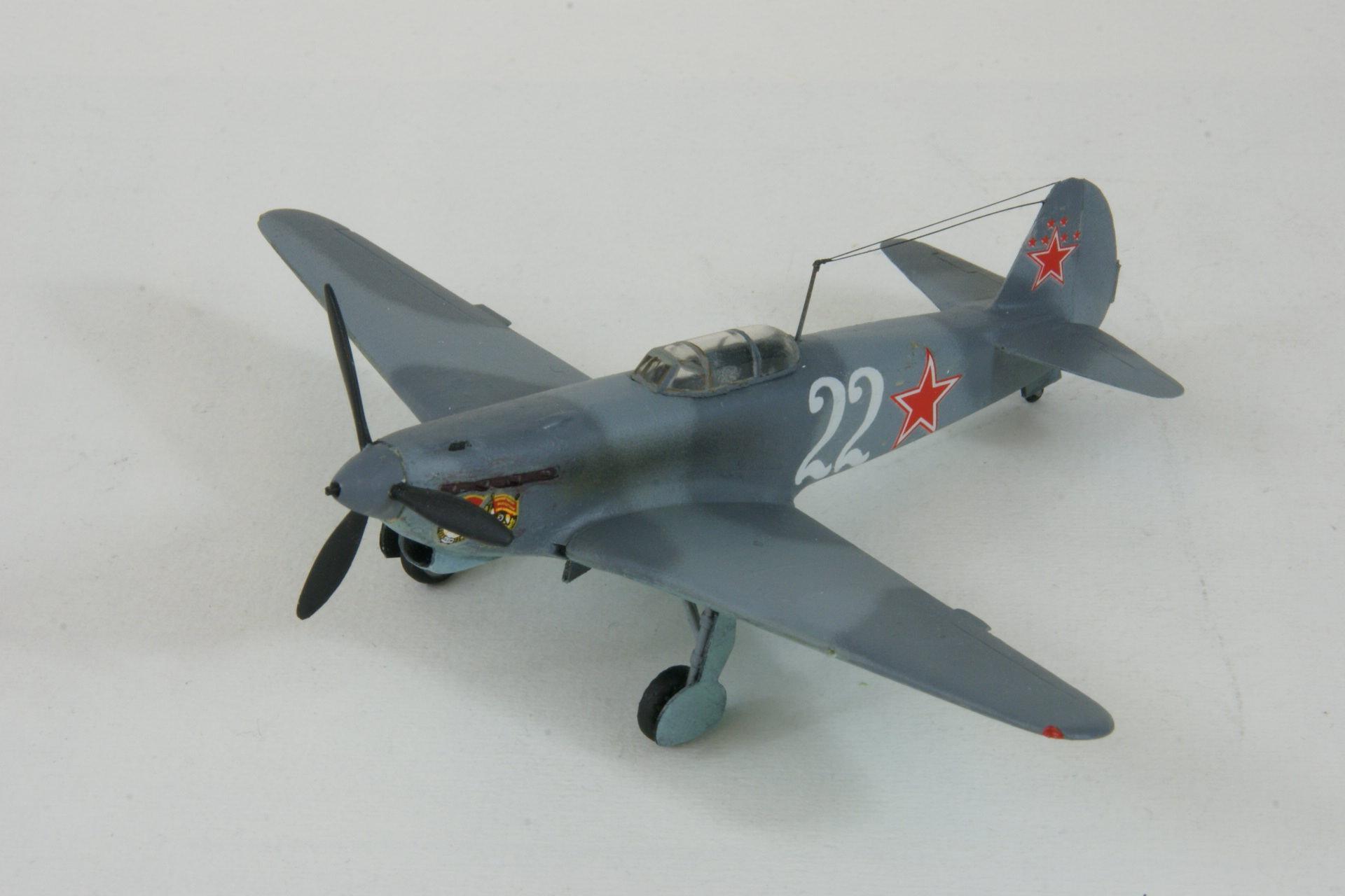 Yakovlev yak 9d 5 2