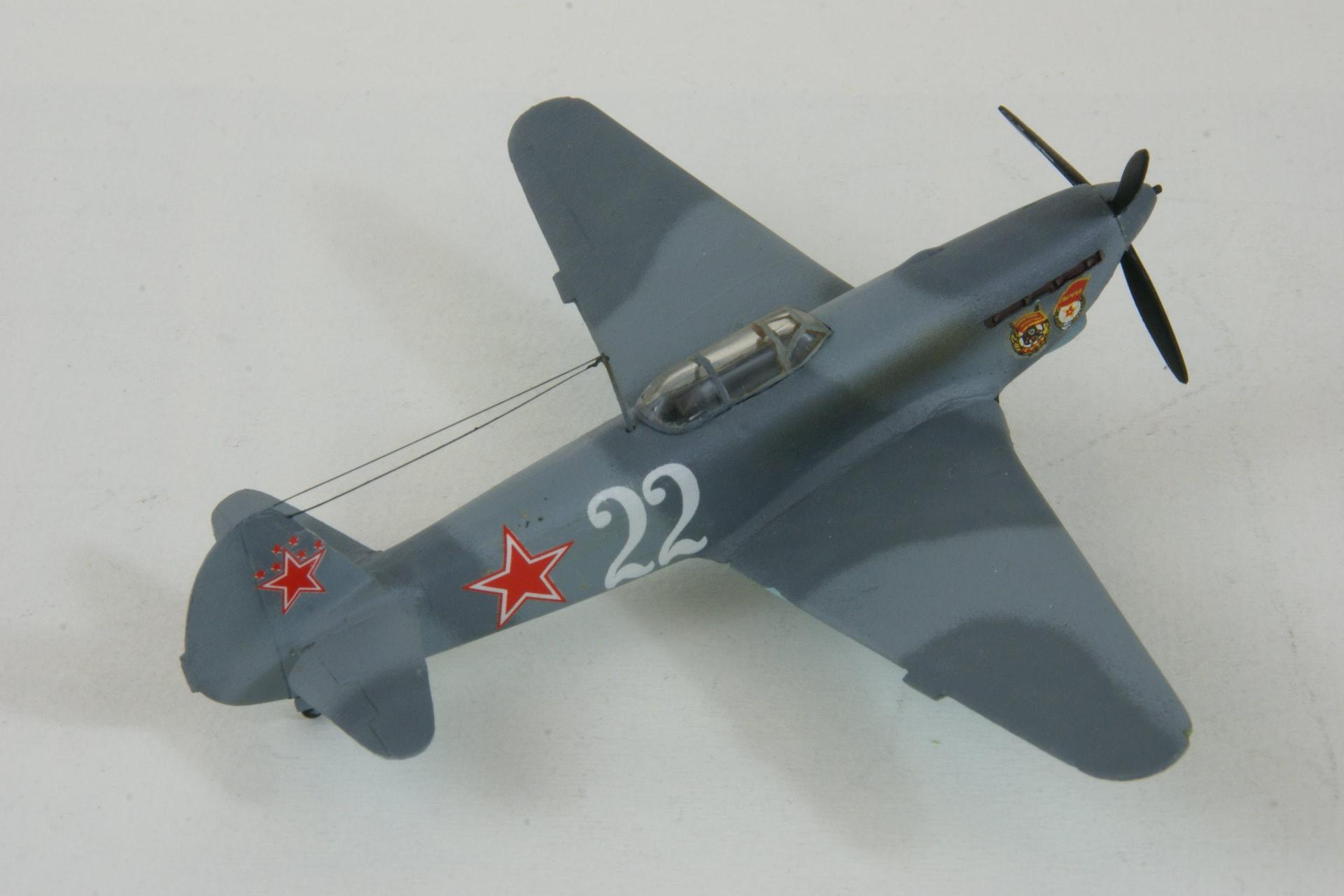 Yakovlev yak 9d 7 2