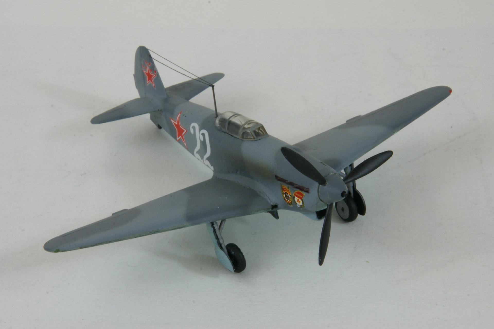 Yakovlev yak 9d 8 2